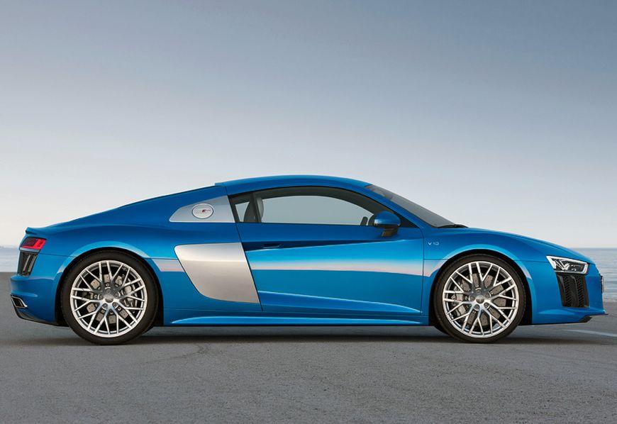 Фото Audi R8 V10