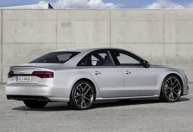 Фото Audi S8 Plus