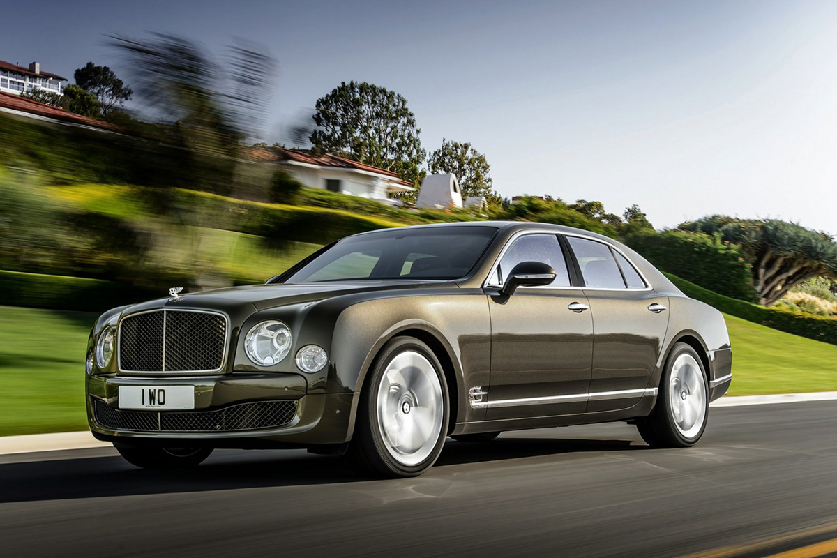 Фото Bentley Mulsanne Speed