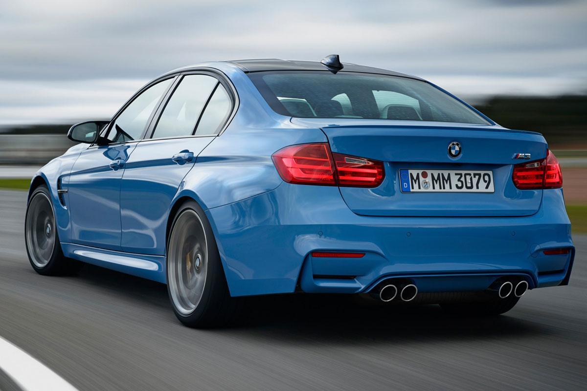 Фото BMW M3 F80