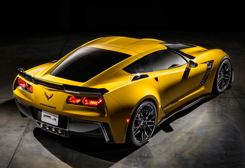 Фото Chevrolet Corvette Stingray Z06 C7