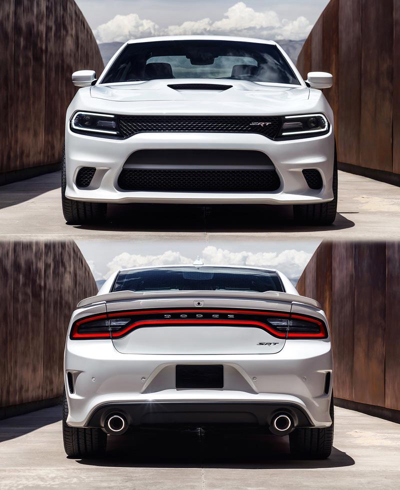 Фото Dodge Charger SRT Hellcat