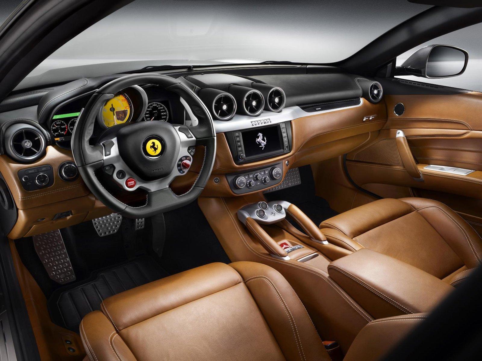 Фото Ferrari FF