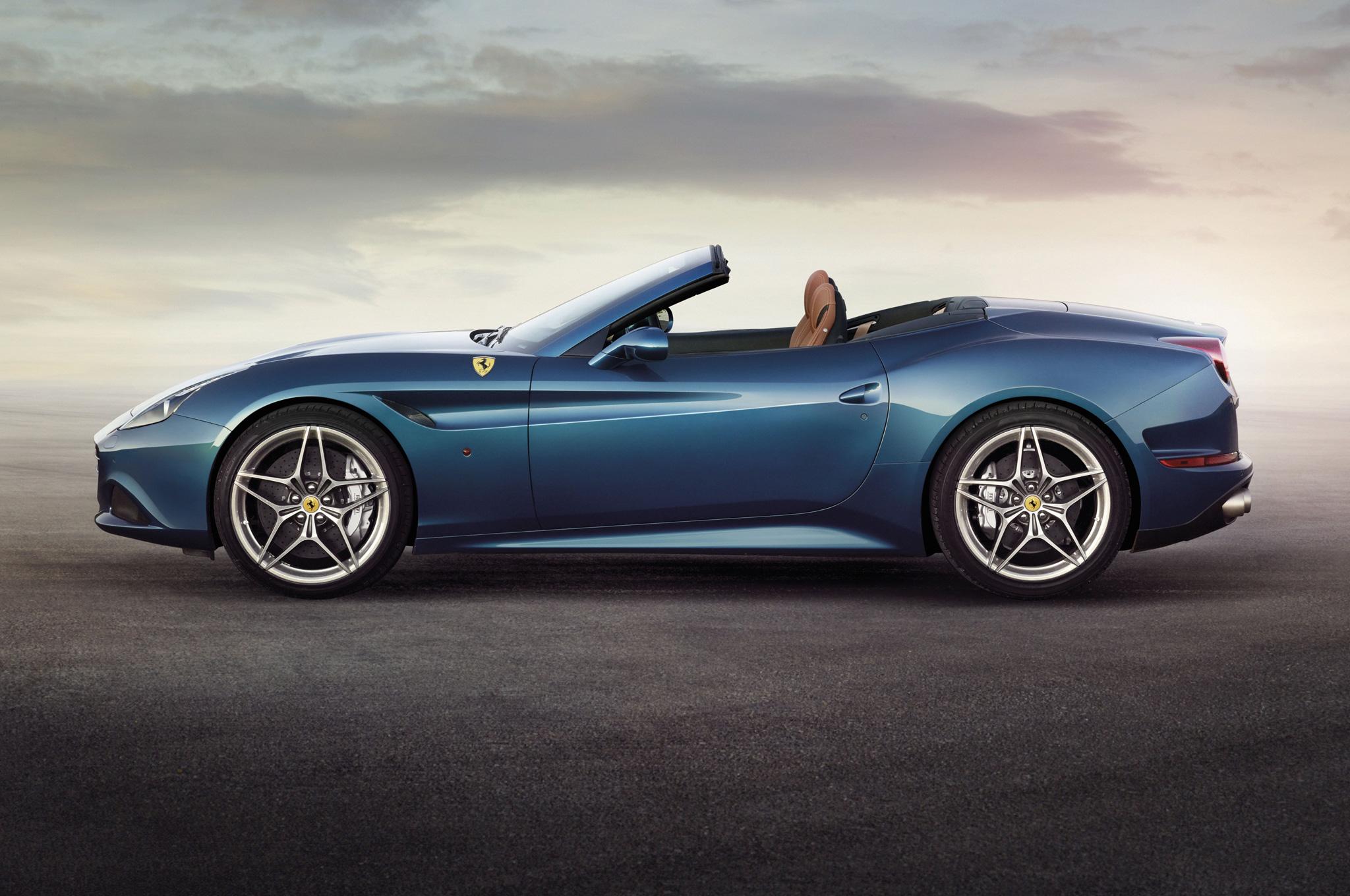 Фото Ferrari California T