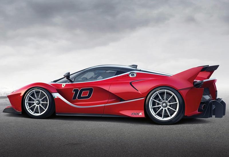 Фото Ferrari FXX K