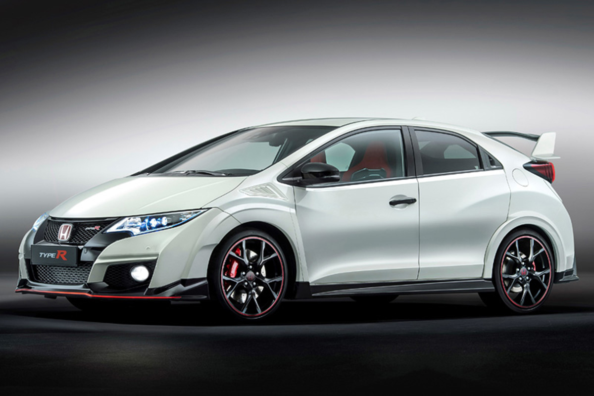 Фото Honda Civic Type-R