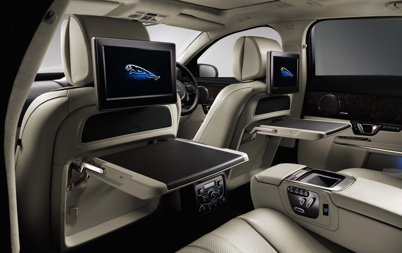 Фото Jaguar XJ Supersport