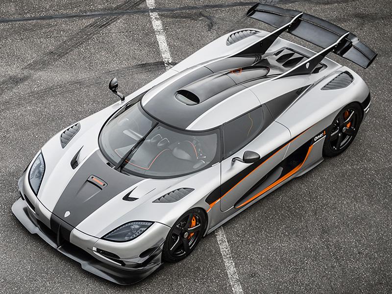 Фото Koenigsegg One 1