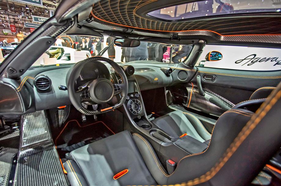 Фото Koenigsegg Agera RS