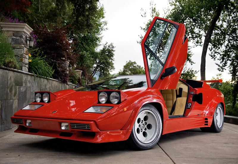 Фото Lamborghini Countach