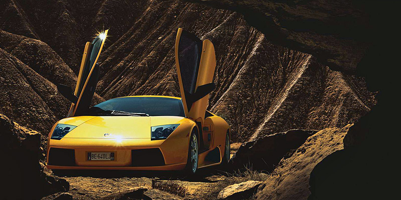 Фото Lamborghini Murcielago
