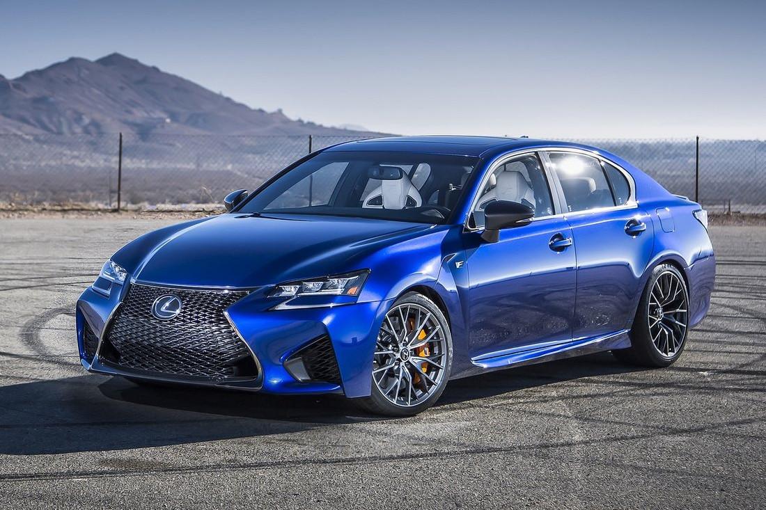Фото Lexus GS-F