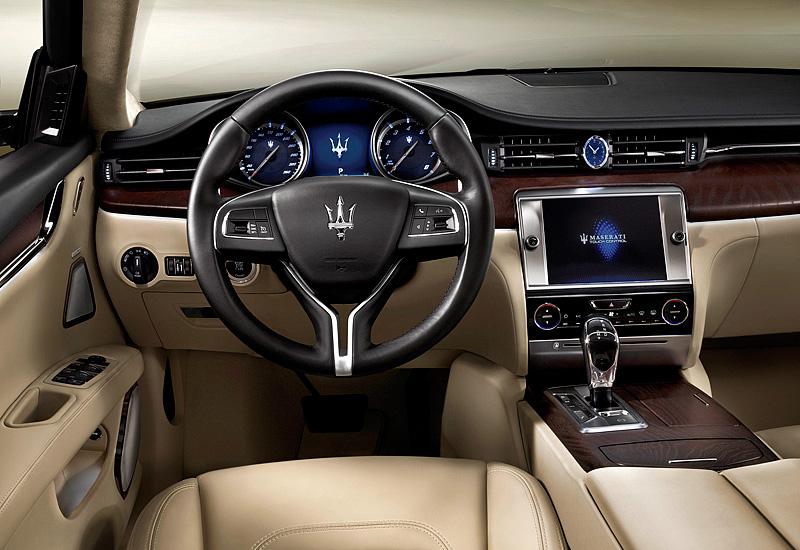 Фото Maserati Quattroporte