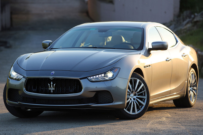 Фото Maserati Ghibli III