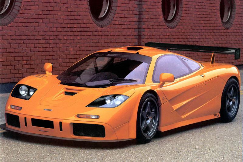 Фото McLaren F1