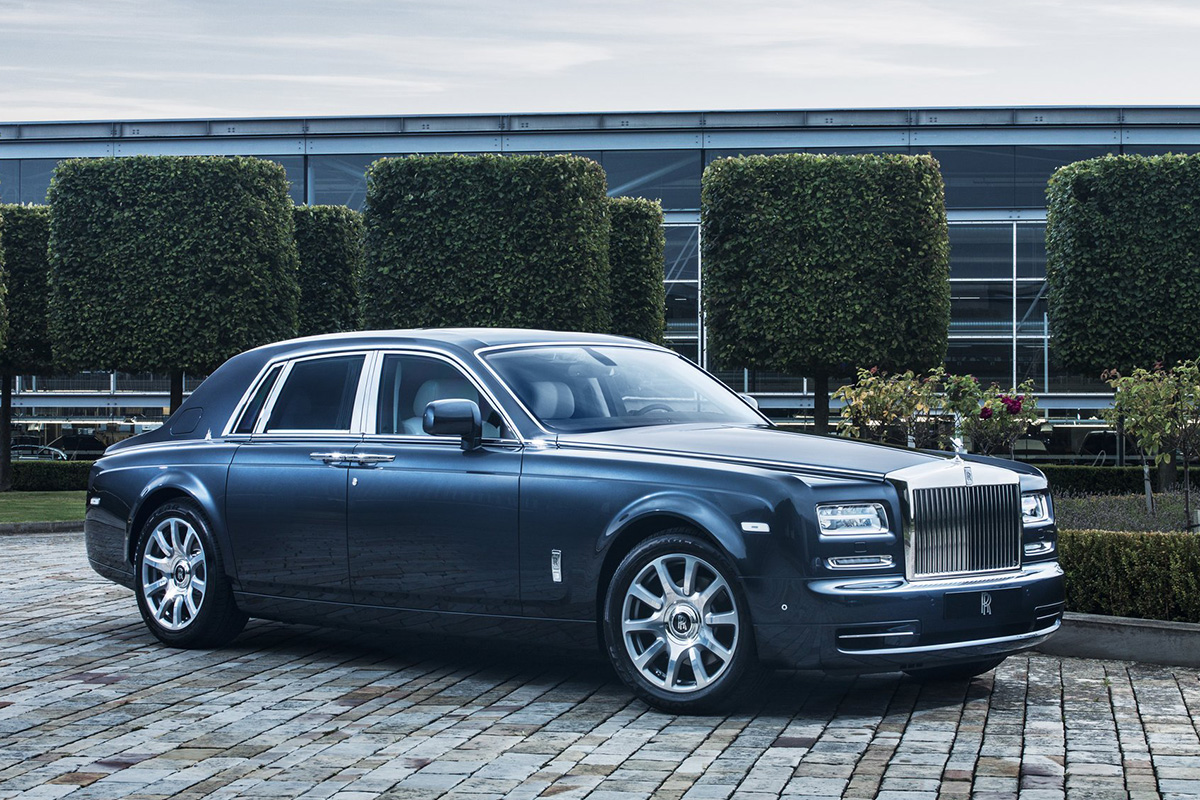 Фото Rolls Royce Phantom