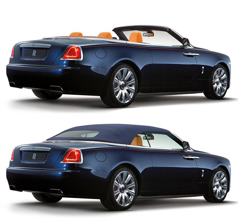 Фото Rolls Royce Dawn