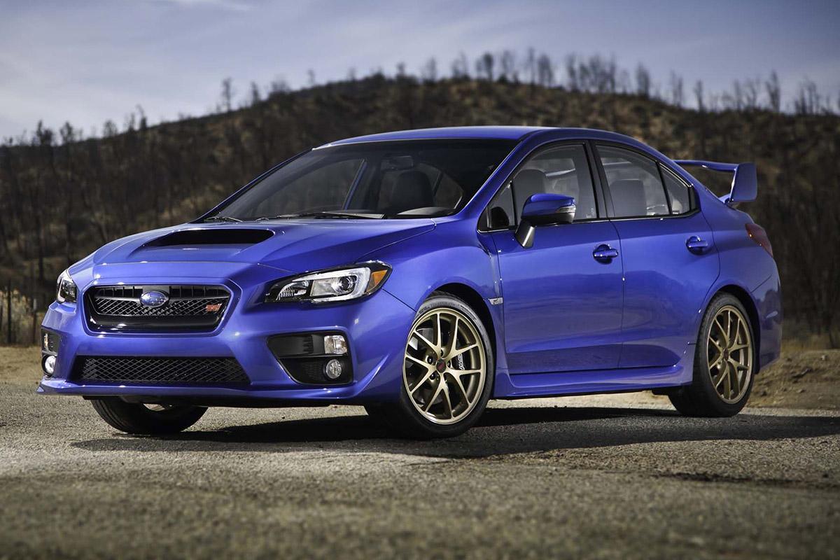 Фото Subaru WRX STI