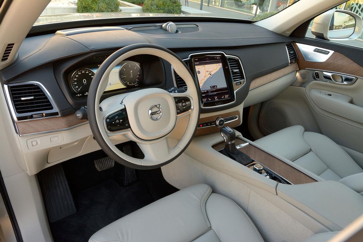Фото Volvo XC 90