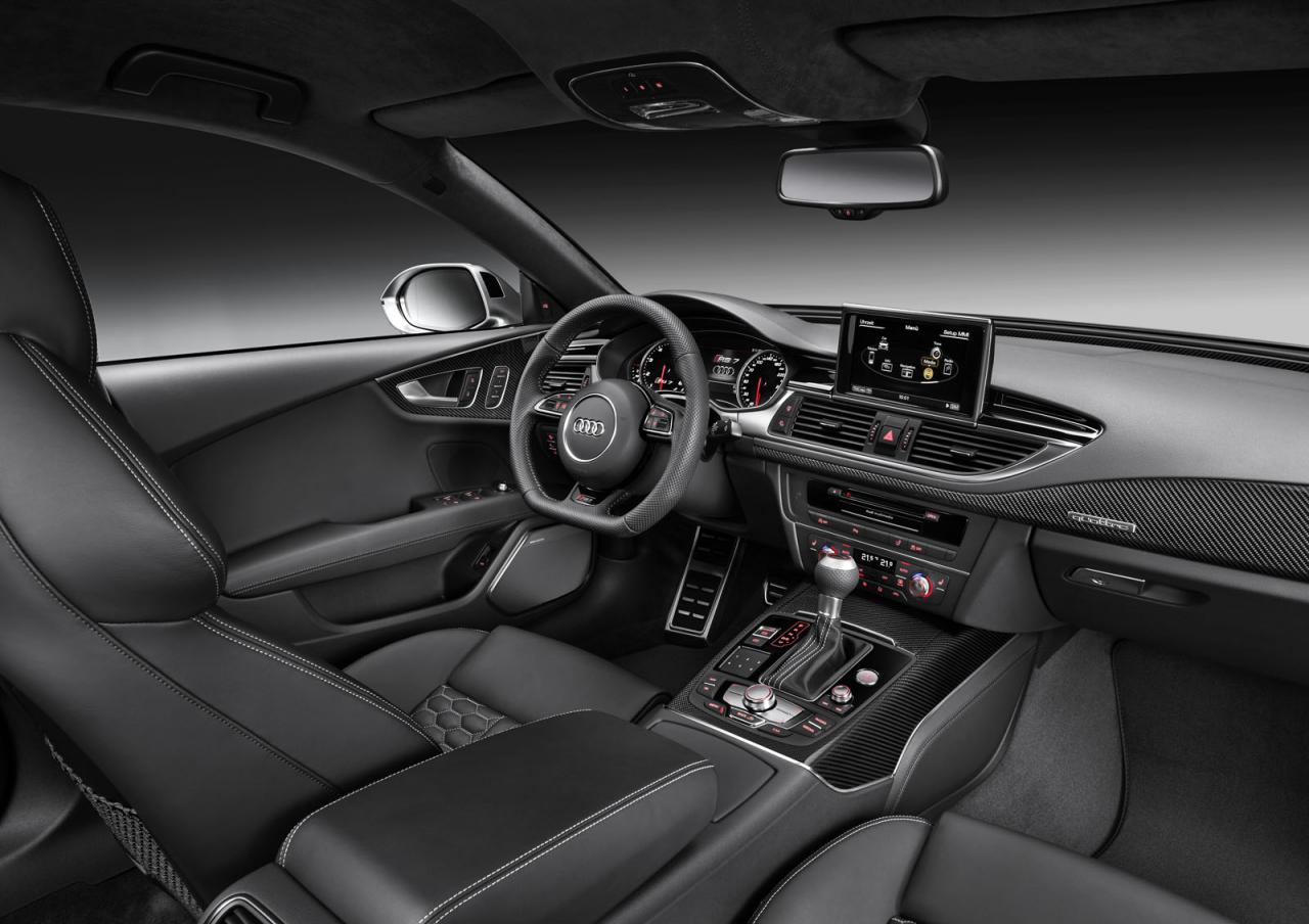 салон Audi RS7 Sportback