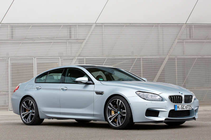 фото BMW M6 Coupe