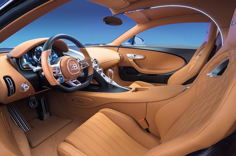 2016 Bugatti Chiron - фото, видео, характеристики и цена