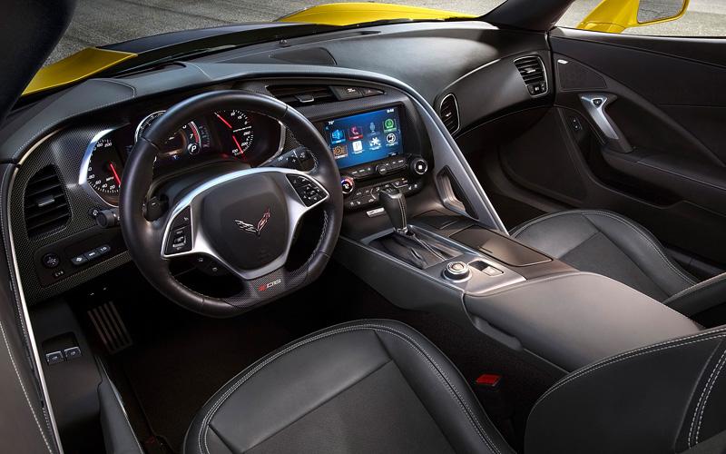 салон Chevrolet Corvette Stingray Z06 (C7)