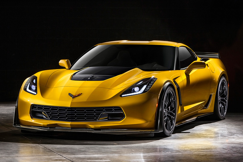 фото Chevrolet Corvette Stingray Z06 (C7)