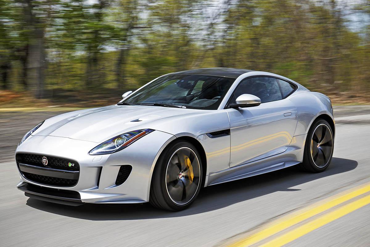фото Jaguar F-Type R Coupe