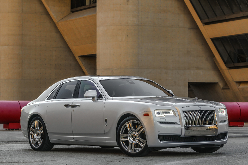 фото rolls royce ghost 2